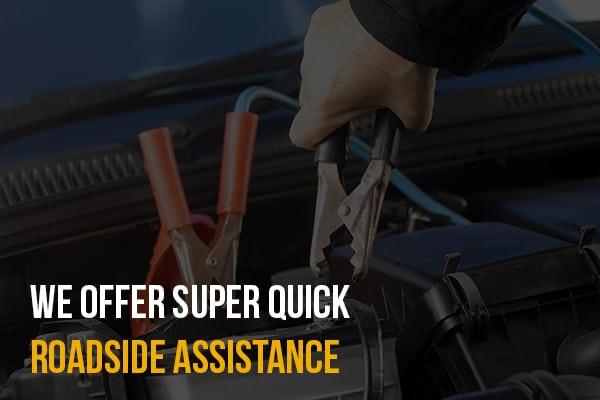 houston roadside assistance